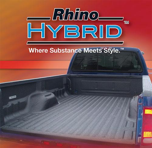 Rhino Hybrid Liners