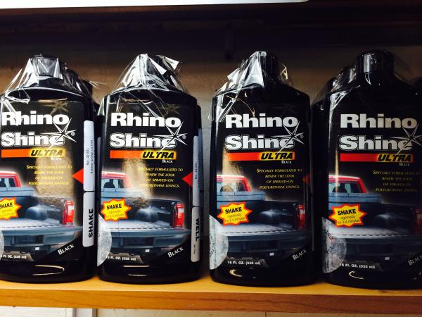 Rhino Shine Ultra Black