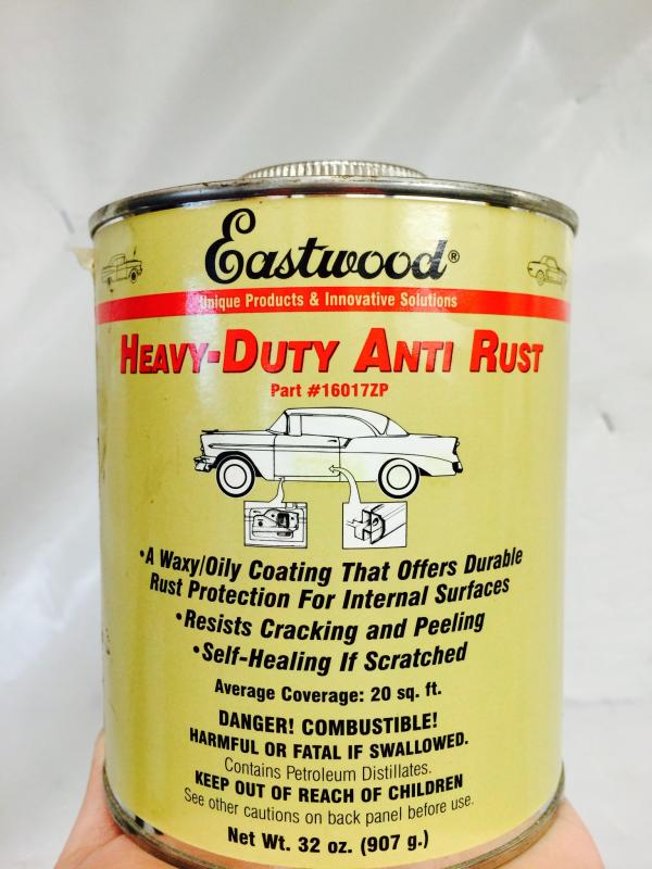 Eastwood Head Duty Anti Rust