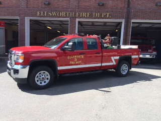 Kevin DePrenger - Ellsworth Fire Department